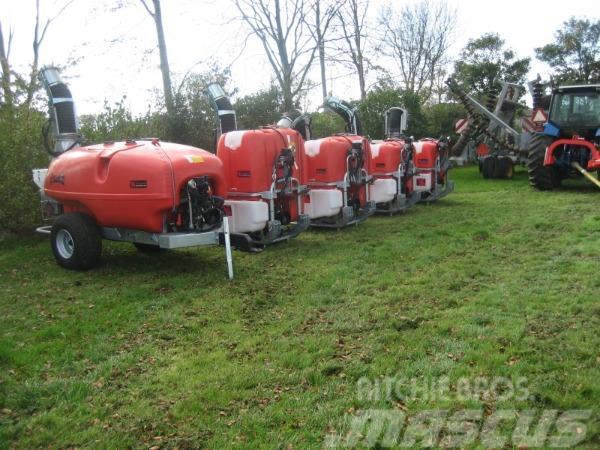 Dragone Lift 600-800-1000-1200 L, Växtskyddsprutor
