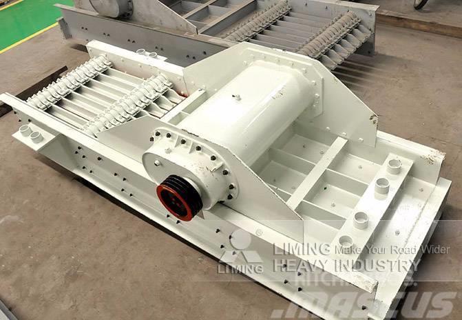 Liming 250-450t/h TSW1345 alimentateur vibrant