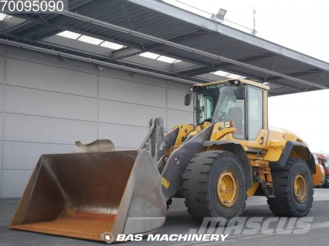Volvo L120G Nice and clean condition - L5 tyres