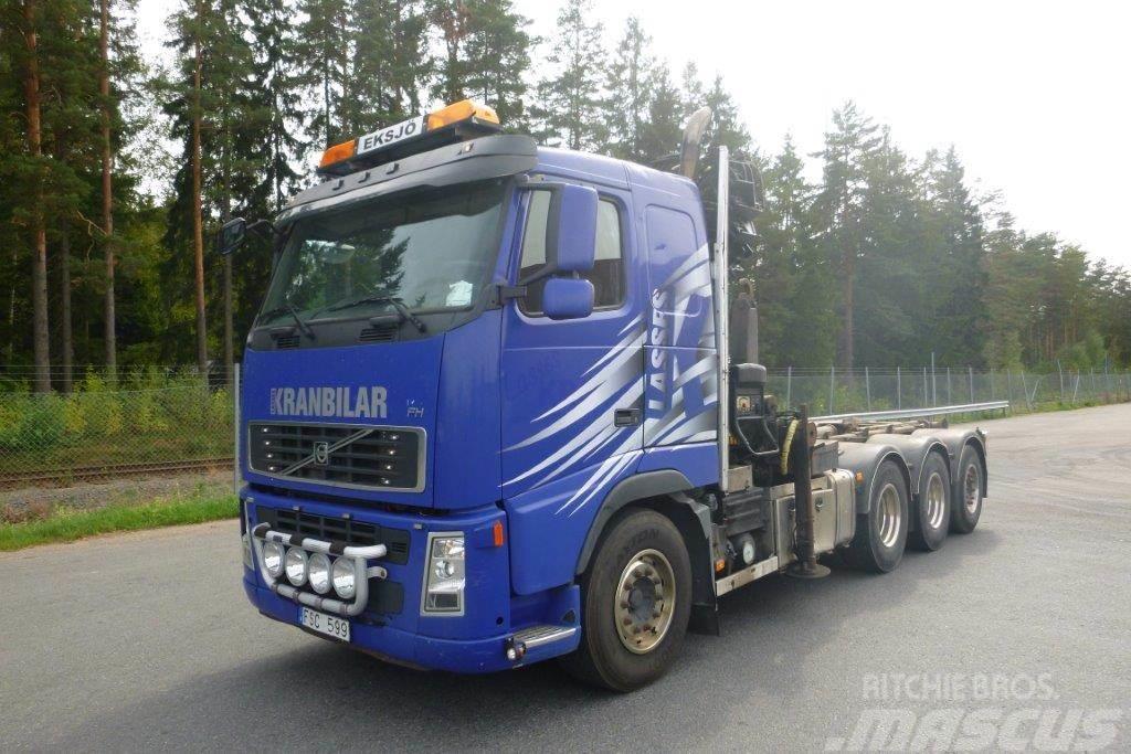 Volvo FH 440 8x4*4