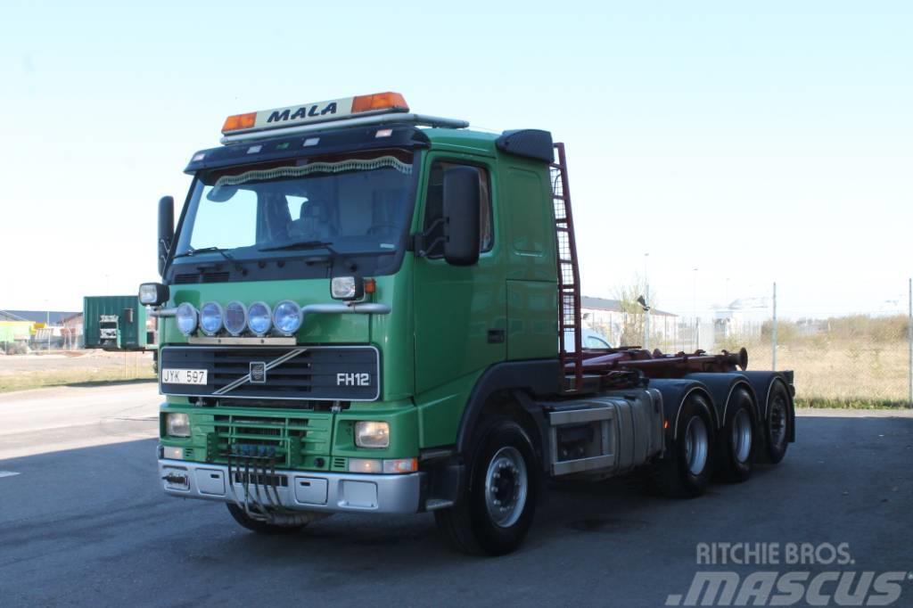 Volvo FH12 6X4