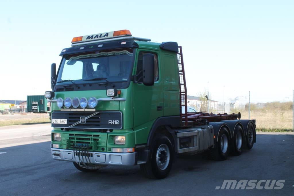 Volvo FH12 6X4*4