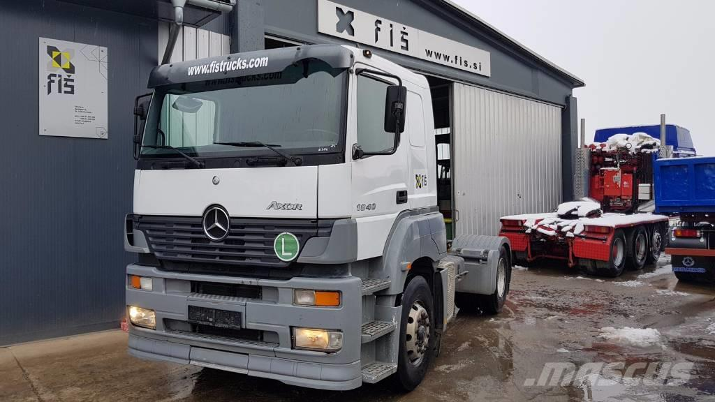 Mercedes-Benz AXOR 1840LS - TOP