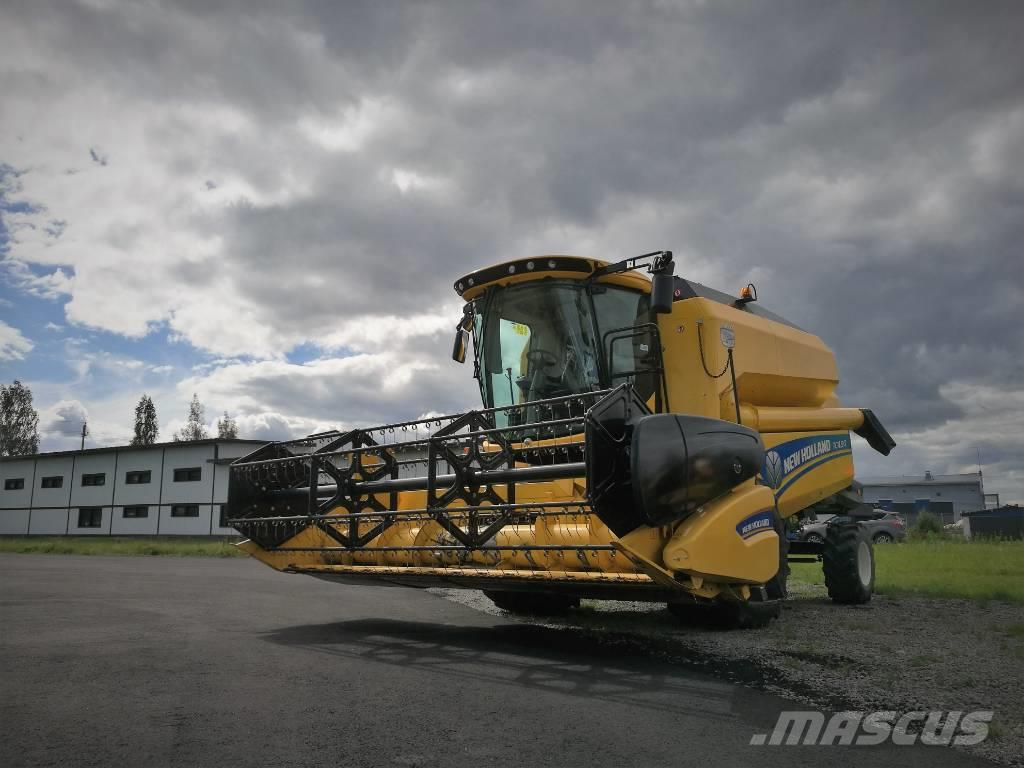 New Holland TC 4.90 RS