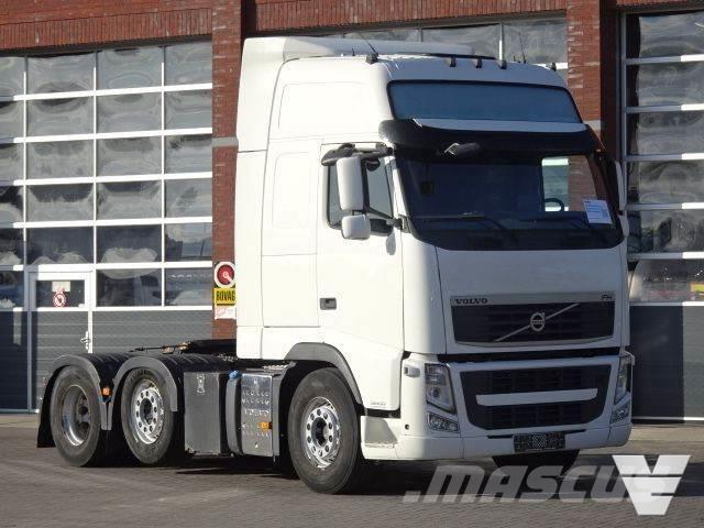 Volvo FH 460 - 6x2 - Globetrotter XL - Manual gearbox -