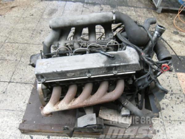 Mercedes-Benz OM602 / OM 602, 1993, Motorer