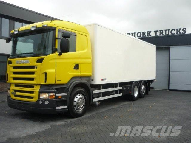 Scania R 480 6x2 Euro 5