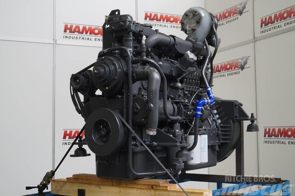 DAF DKT 1160 M, 2012, Motorer