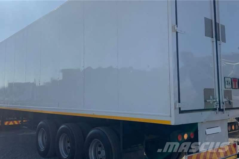 [Other] Other 2011 Cygen Engineering Closed Body Trailer