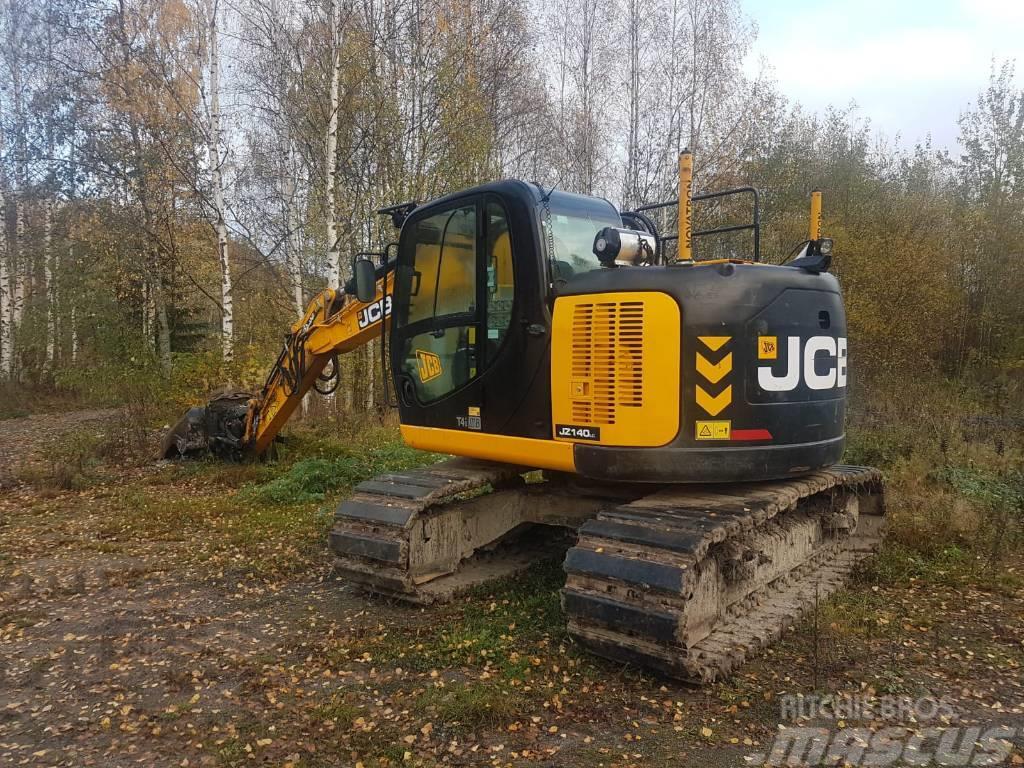 JCB JZ 140 LC