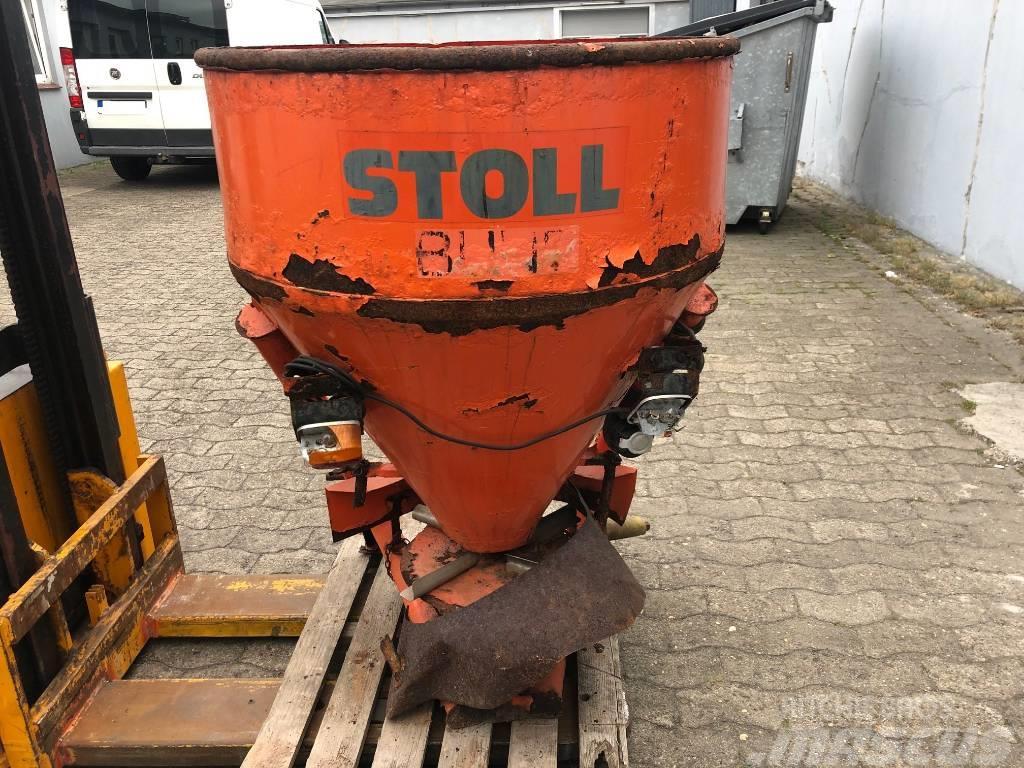 Stoll KSZ 35 * Schleuder Streuer * Sand- Salz Streuer *