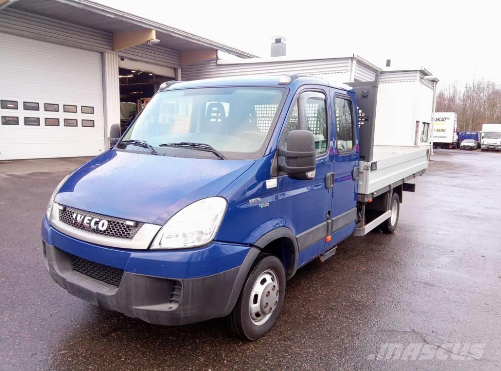 Iveco Daily 35 C 14G CNG