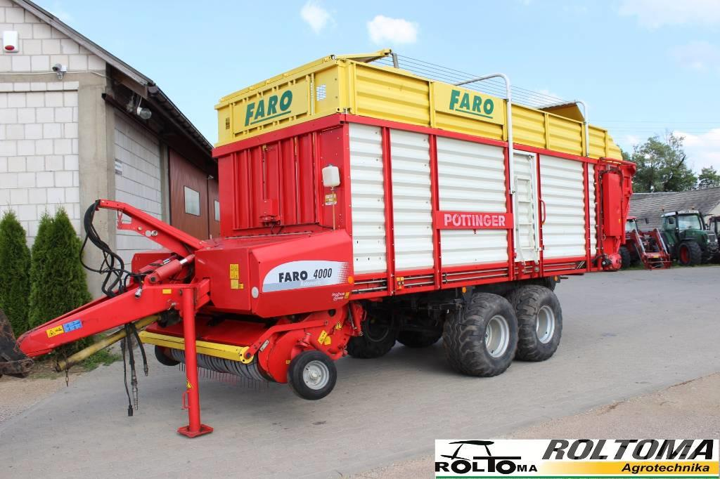 Pöttinger Faro 4000