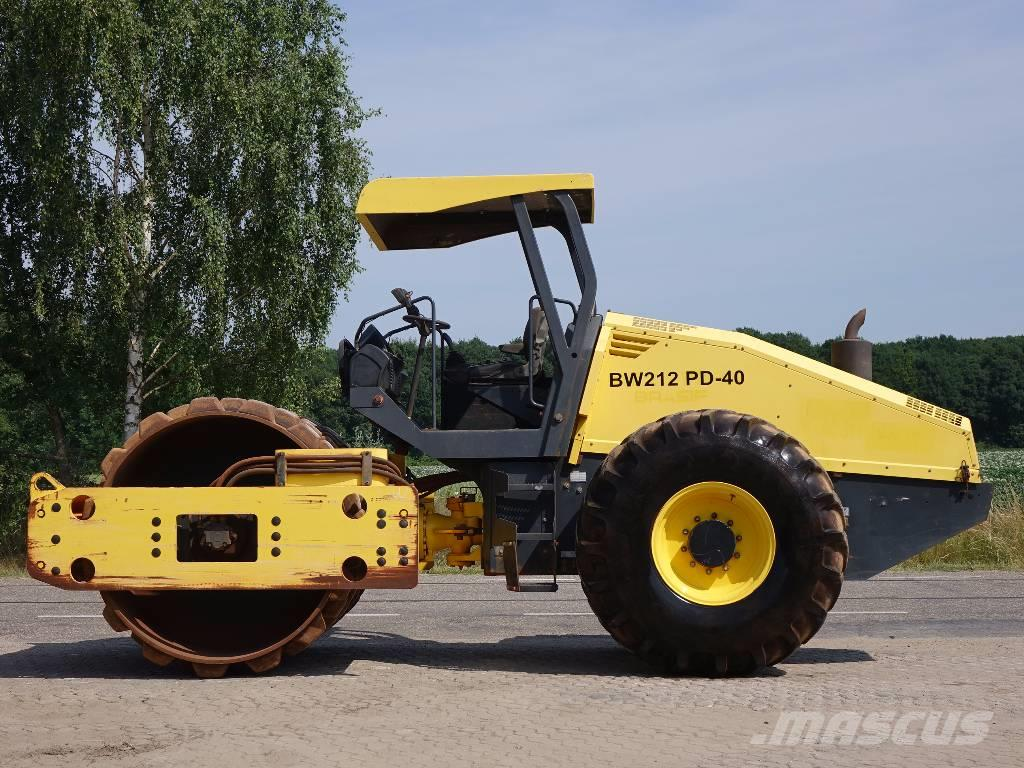 Bomag BW212 PD-40
