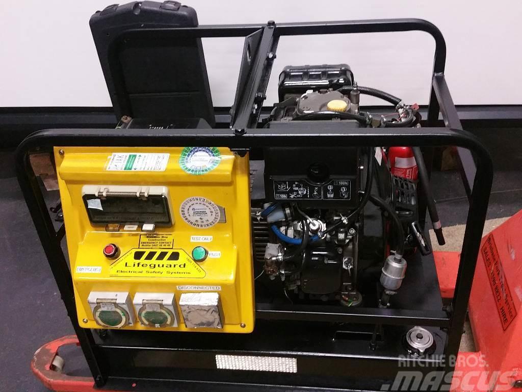 [Other] Advanced Power 7.5kVA Mine Spec Generator APL75ES1