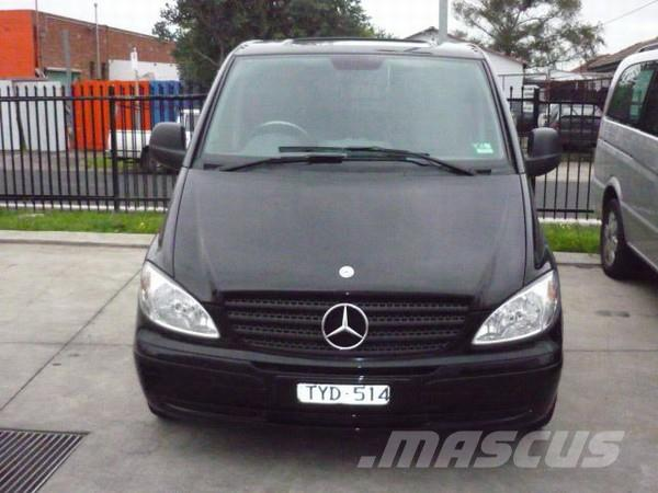 mercedes benz vito 115cdi compact occasion prix 18 735. Black Bedroom Furniture Sets. Home Design Ideas