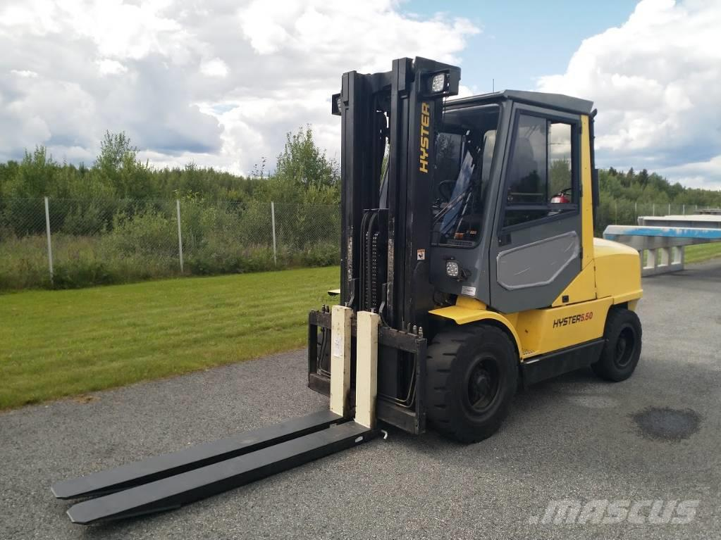 Hyster 5.50XM