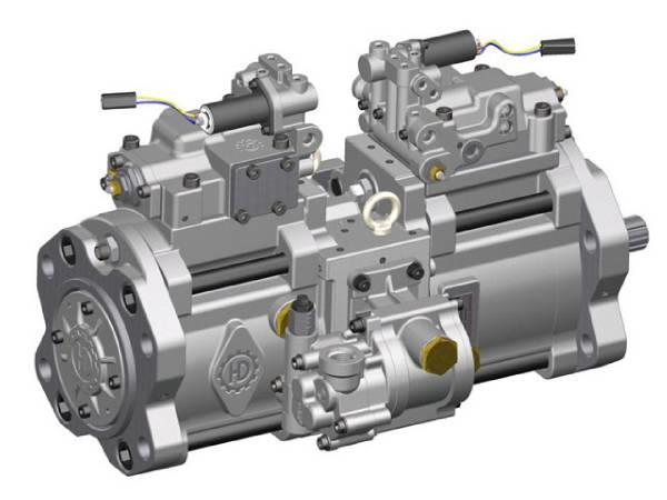 Hyundai 210 hyundai 250 Hyundai 360 210 hydraulic pump