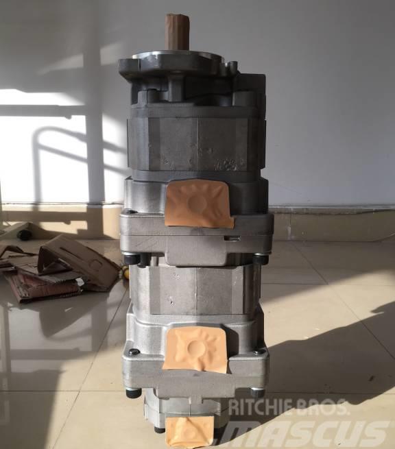 Komatsu WA430-5 pump assy 705-55-33100