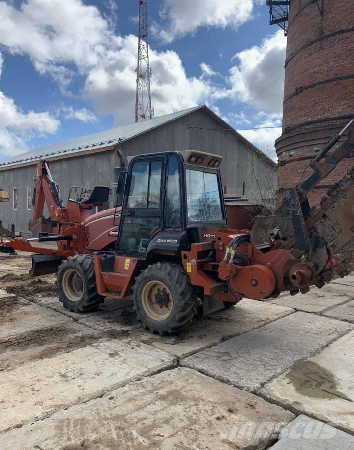 Ditch Witch RT 115