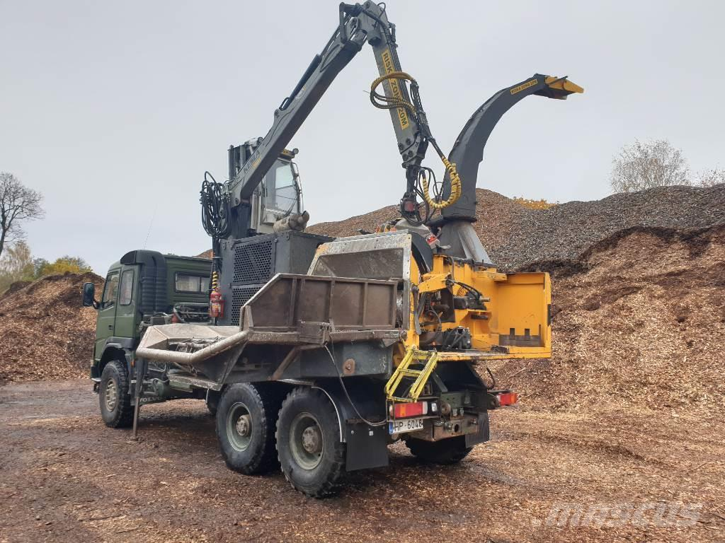 Volvo 6X6 EUROPE CHIPPER 1060C