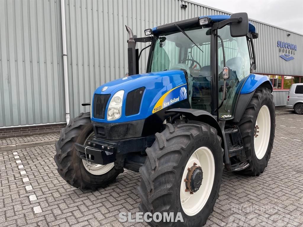 New Holland NH T6020 DELTA