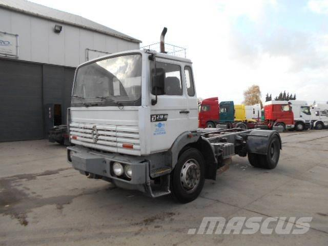 Renault G 220 Manager (GRAND PONT / LAMES)