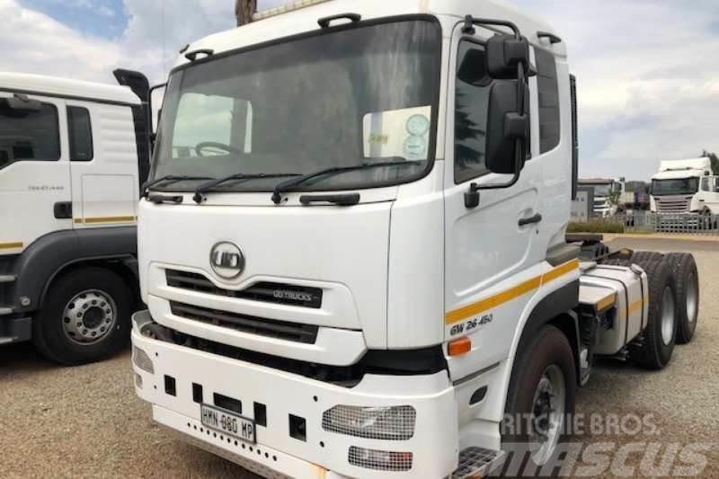 UD Quon GW 26.450 6x4 T/T