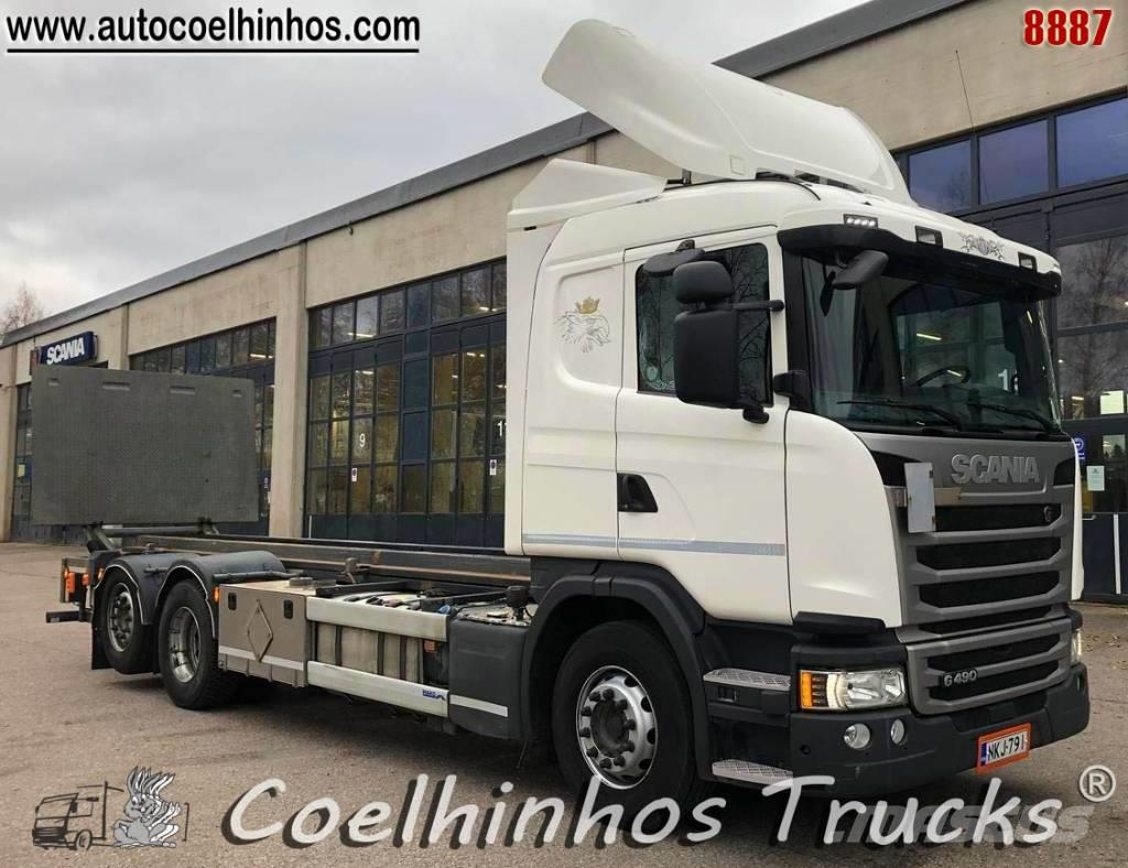 Scania G 490
