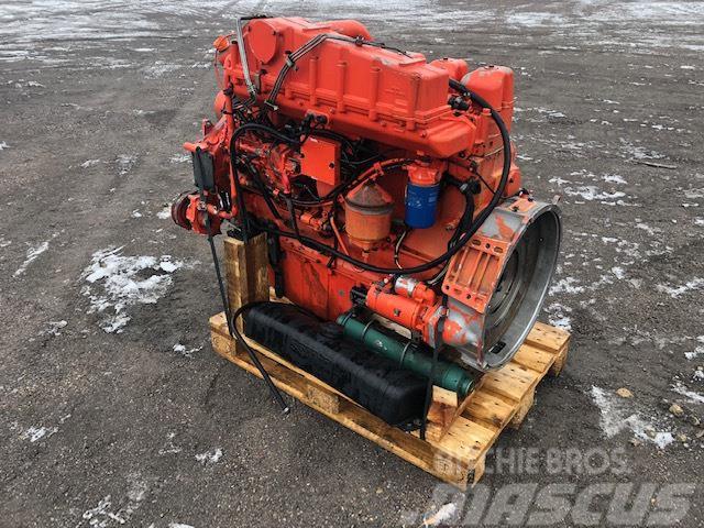 SMV 1600-120 ENGINE SCANIA