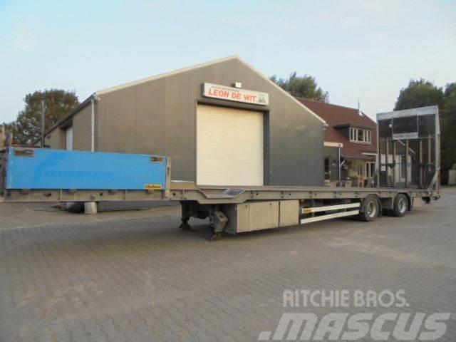 [Other] GFollner 2 axle machine Transporter Total Galvaniz