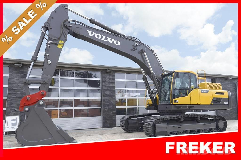Volvo EC350 as EC380 DL .. Year 2018 .. NEW - NEW - NEW