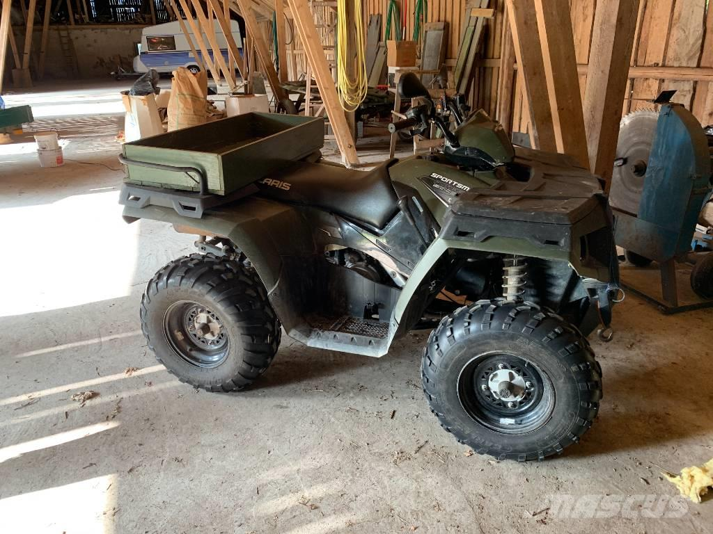 Polaris 500 Sportsman Forest