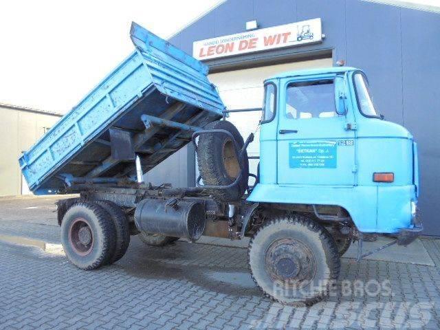 IFA L 60 1218 4X4 Kipper L 60 1218 4X4 Kipper