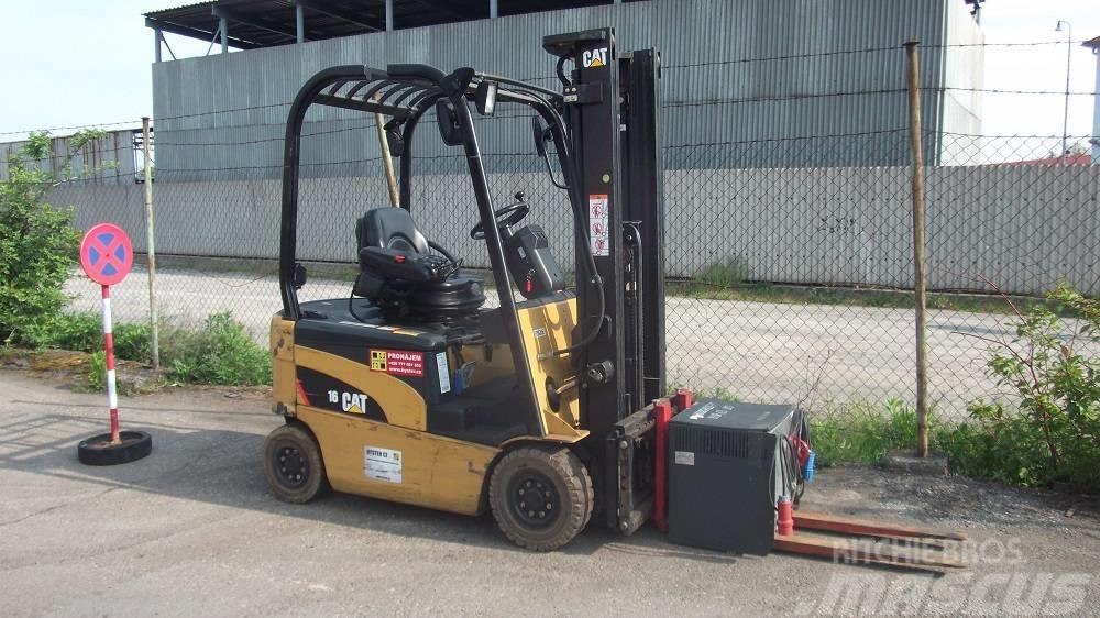 Caterpillar Lift Trucks EP16N