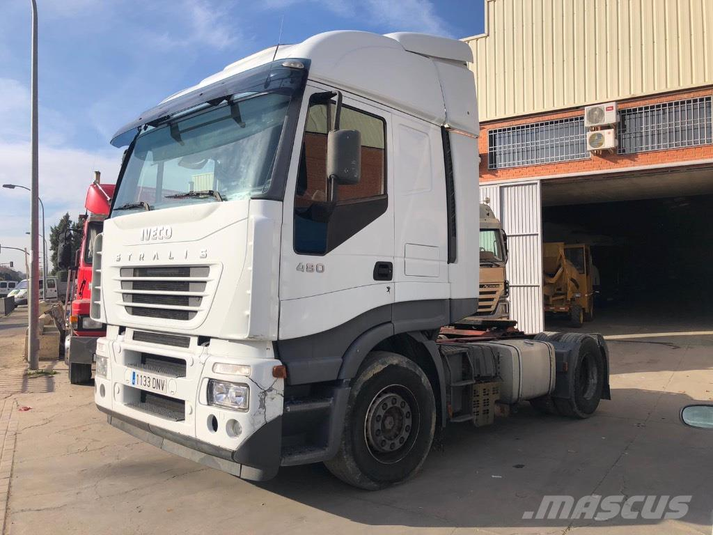 Iveco Stralis 480 AS