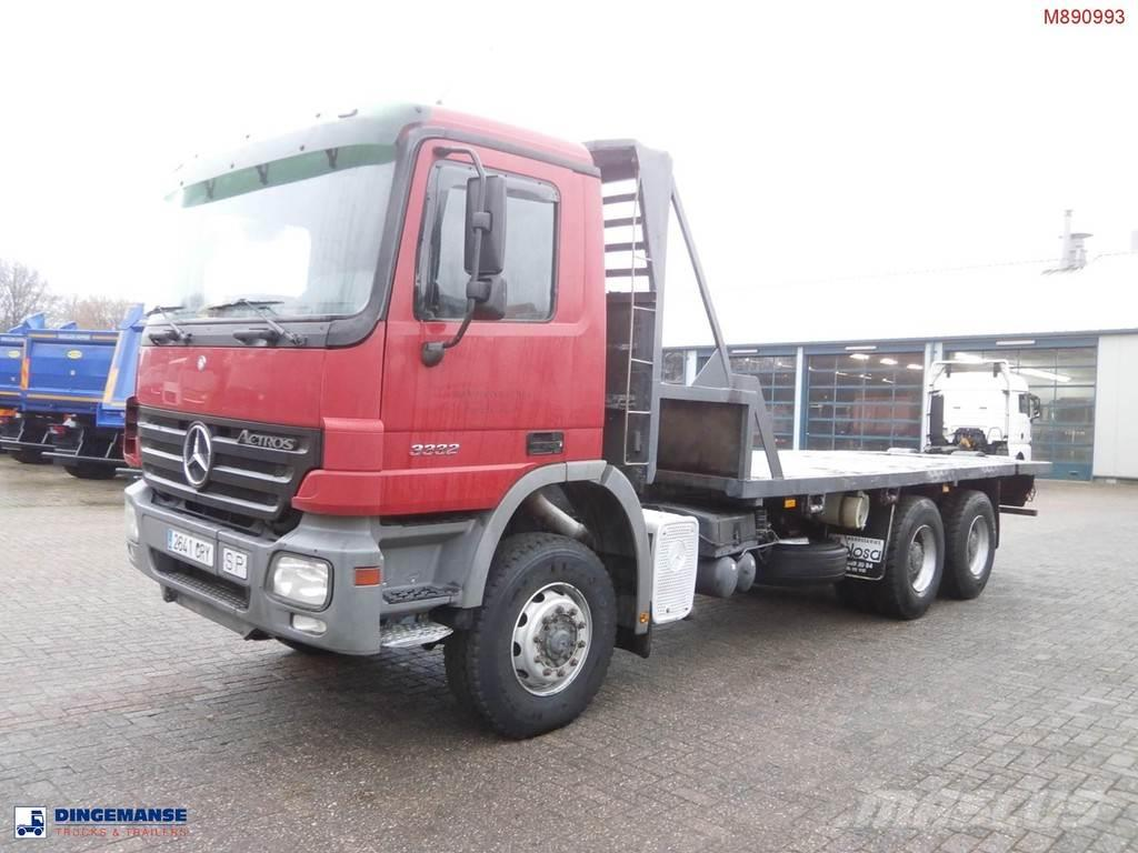 Mercedes-Benz Actros 3332 6x4 chassis/platform