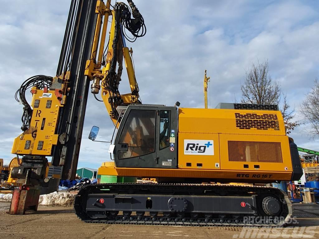 Bauer RTG RG 16 T rig.plus