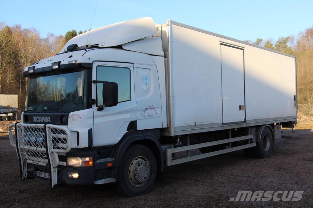 Scania P94-300 Thermo King
