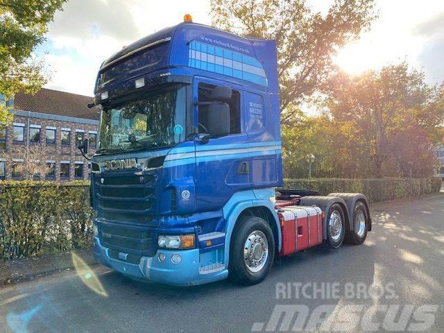 Scania R730 V8 6X2/4 Retarder / Lenk und Liftachse