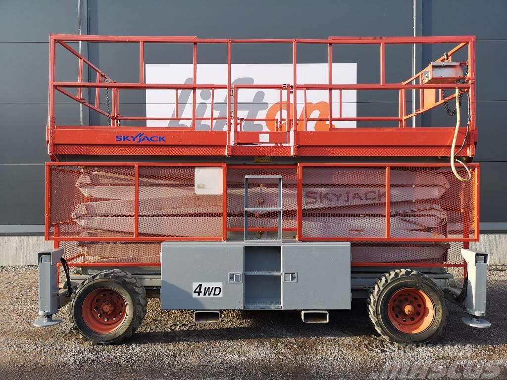 SkyJack SJ 9250 RT