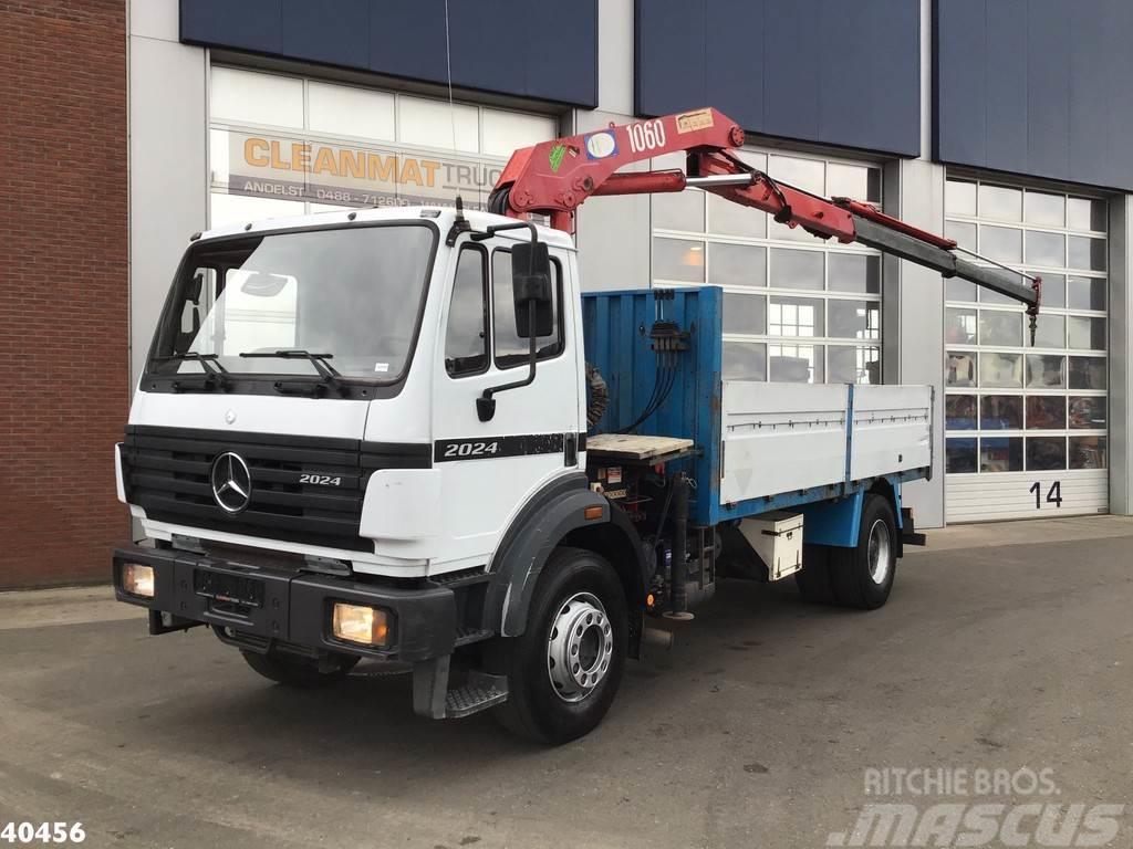 Mercedes-Benz 2024 SK HMF 10 ton/meter laadkraan