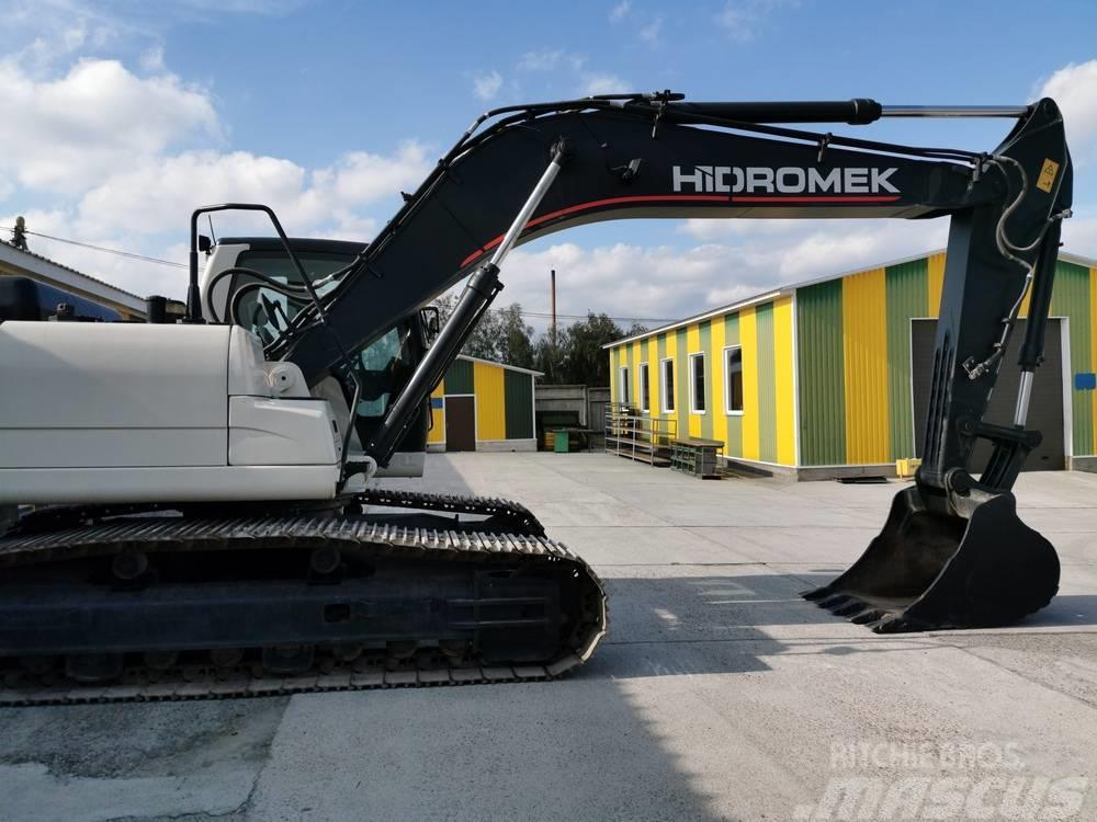 Hidromek HMK 220 LC