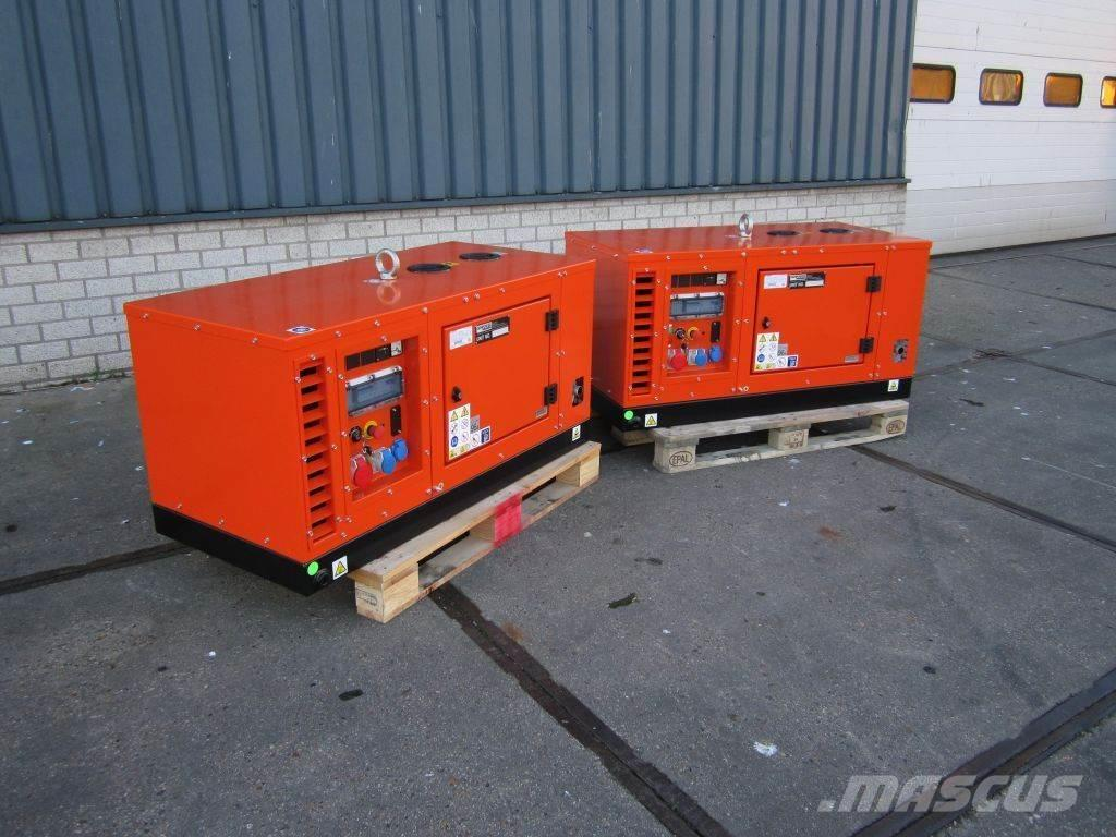 Genpower Portable EPS 13,5 kVA