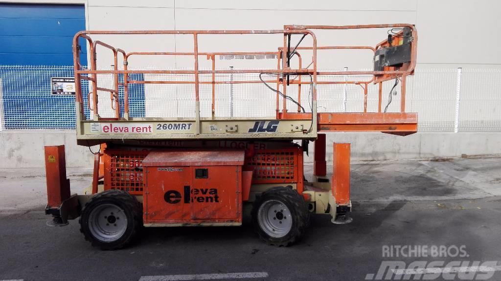 Jlg 260mrt prezzo anno di costruzione 2007 for Opzioni di rivestimenti verticali