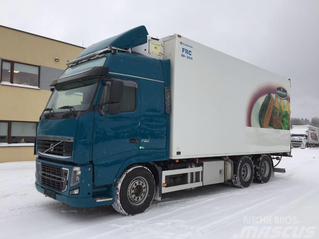 Volvo Fh16 750 6x4 Euro5 Retarder