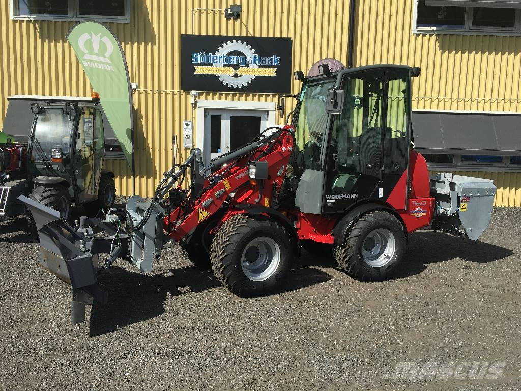 Weidemann 1160 Winter