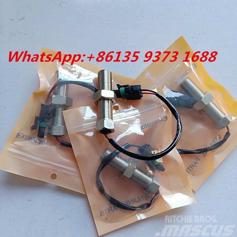 Hyundai R225-7 Excavator Speed Sensor 21E3-0042  21Q6-1580