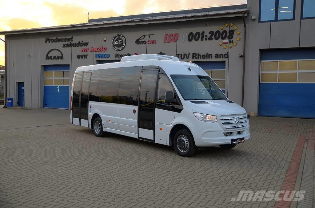 Mercedes-Benz Cuby City Bus Sprinter 519 CDI Model 907 !!!
