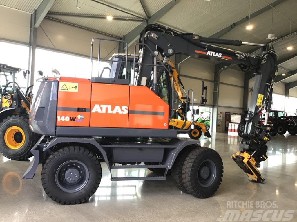 Atlas 140 W Swedish Ed.